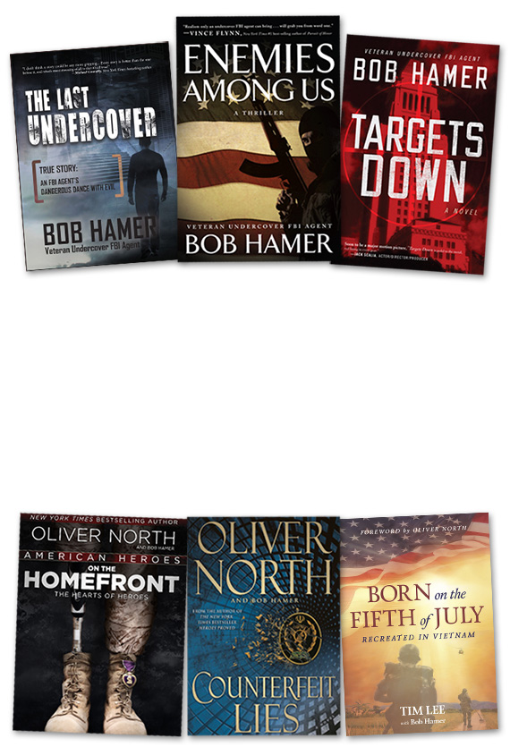 books written by Bob Hamer